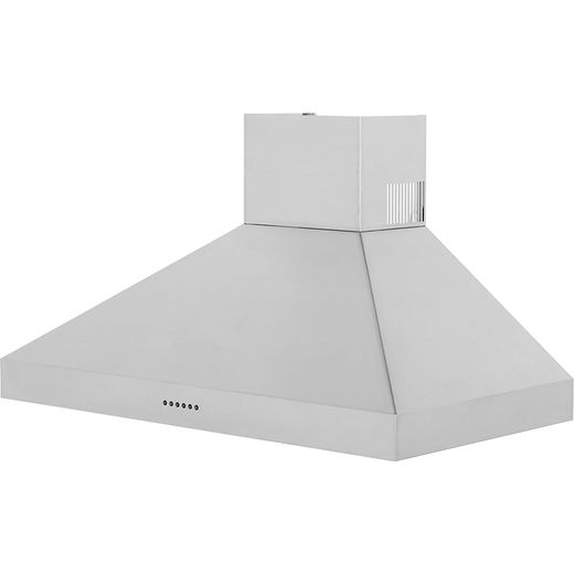 Britannia Latour HOOD-BTH100-S 100 cm Chimney Cooker Hood - Stainless Steel - A Rated