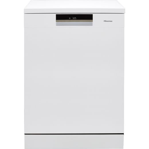 Hisense HS661C60WUK Standard Dishwasher - White
