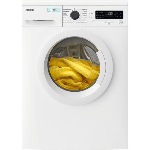 Zanussi ZWF825B4PW Washing Machine with 1200 rpm - White - E Rated