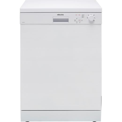 Electra C1760WE Standard Dishwasher - White