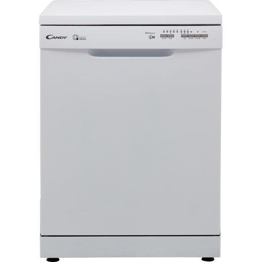 Candy Brava CYF6F52LNW Standard Dishwasher - White