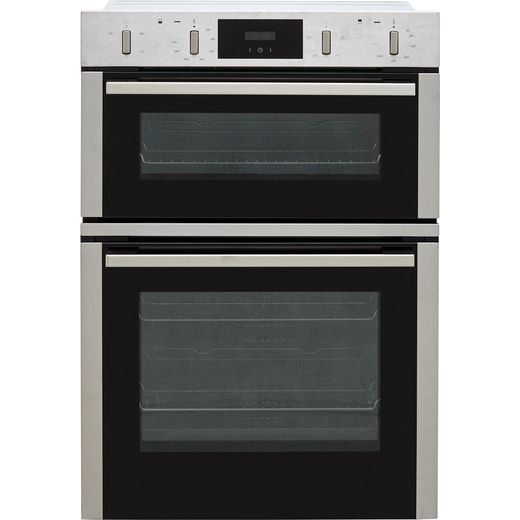 NEFF N30 U1CHC0AN0B Built In Electric Double Oven - Stainless Steel - A/B Rated