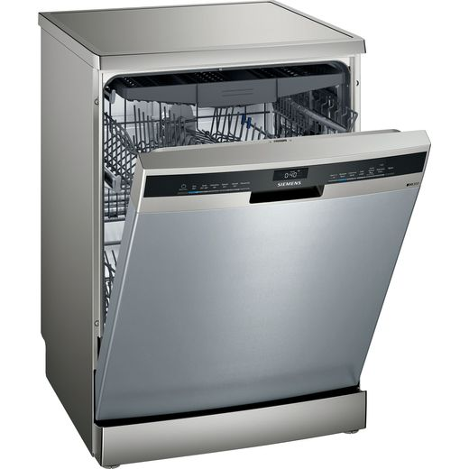 Siemens IQ-300 SN23HI60CG Wifi Connected Standard Dishwasher - Stainless Steel - D Rated
