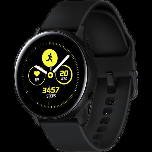 Samsung Galaxy Watch Active, GPS - 40mm - Black