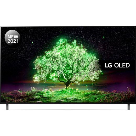 """LG OLED77A16LA 77"""" Smart 4K Ultra HD OLED TV"""