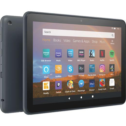 """Amazon Fire HD Plus 8"""" 64GB Wifi Tablet - Slate"""