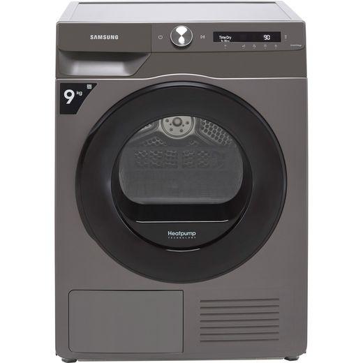 Samsung Series 5+ OptimalDry™ DV90T5240AN Heat Pump Tumble Dryer - Graphite