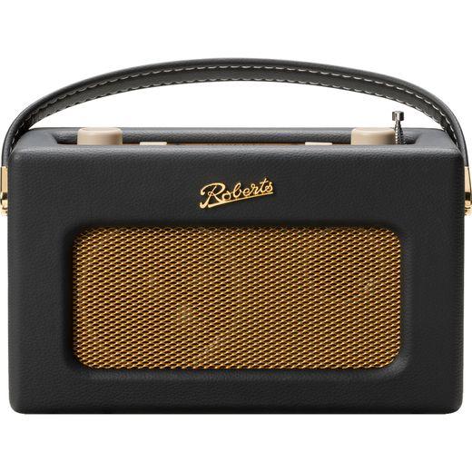 Roberts Radio Revival RD70BLK DAB / DAB+ Digital Radio with FM Tuner