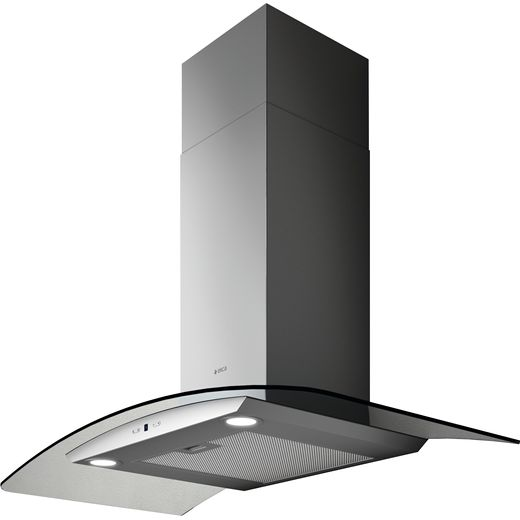 Elica REEF-A-90 Wall-mounted cooker hood Cooker Hood - Stainless Steel - A Rated