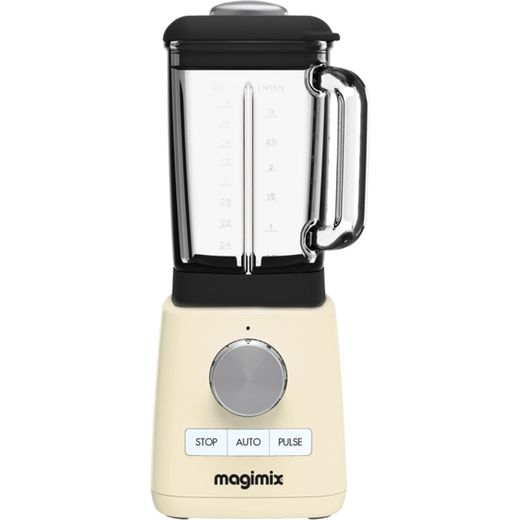 Magimix Power 11627 1.8 Litre Blender with 2 Accessories - Cream