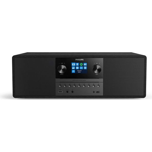 Philips TAM6805/10 50 Watt Hi-Fi System with Bluetooth - Black