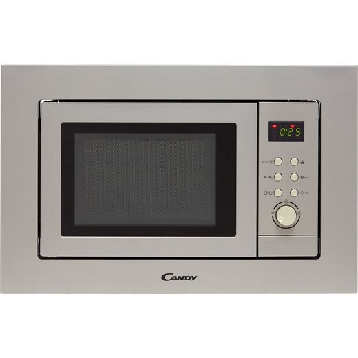 Candy MICG201BUK Built In Microwave - Stainless Steel