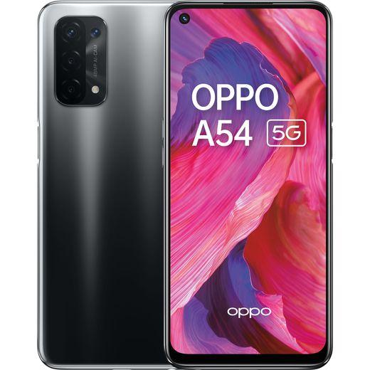 Oppo A54 5G 64 in Black