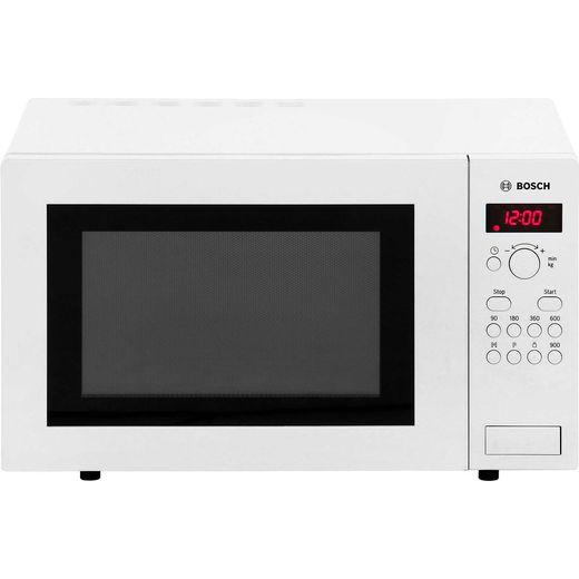 Bosch HMT84M421B Microwave - White