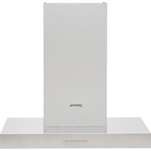 Smeg KBT600XE 60 cm Chimney Cooker Hood - Stainless Steel - A Rated