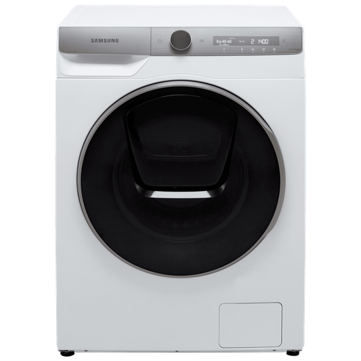 Samsung Series 9 QuickDrive™ Auto Dose WD90T984DSH Wifi Connected 9Kg / 6Kg Washer Dryer with 1400 rpm - White - E Rated