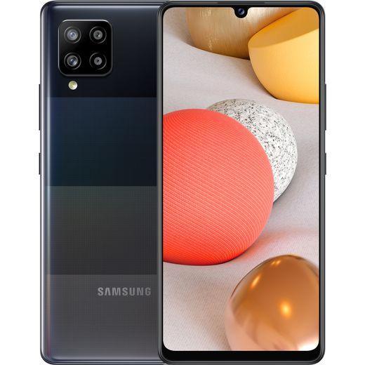 Samsung Galaxy A42 5G 128 Smartphone in Prism Dot Black