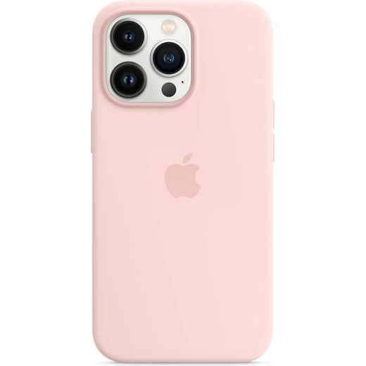 Apple Silicone Case for iPhone 13 Pro - Pink