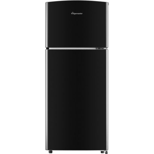 Fridgemaster MTM48120B 80/20 Fridge Freezer - Black - A+ Rated