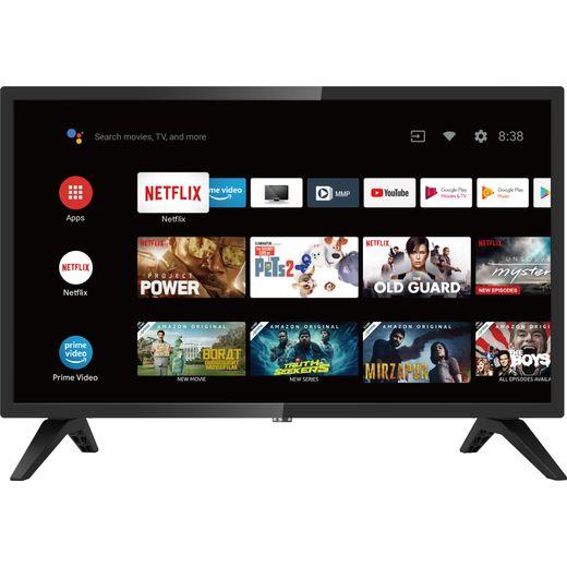 "Veltech VEL24SA01UK 24"" Smart 720p HD Ready Android TV"