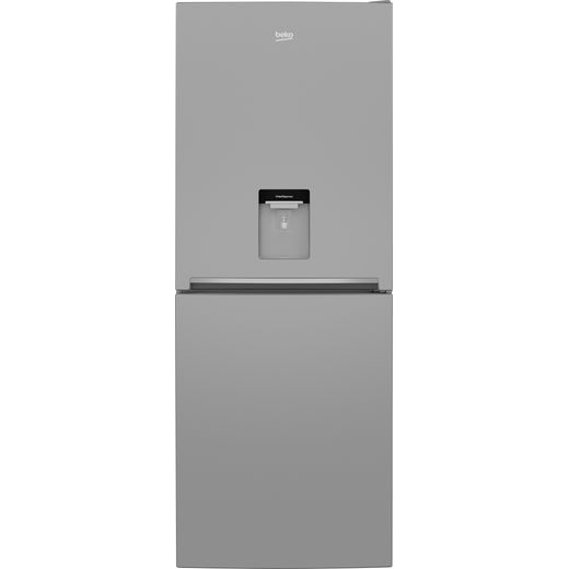 Beko CFG1790DS Fridge Freezer - Silver