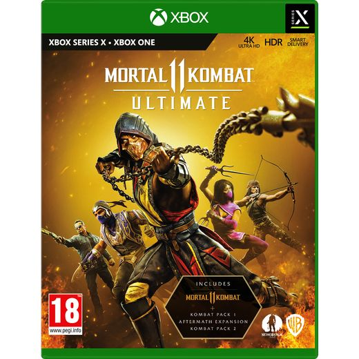 Mortal Kombat 11 Ultimate for Xbox One