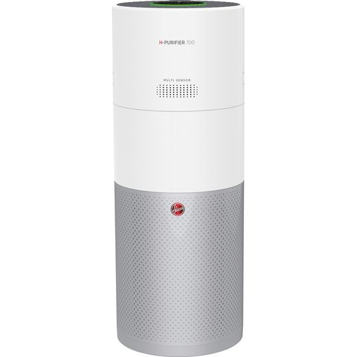 Hoover H-Purifier 700 HHP70CAH WiFi Connected Air Purifier - Silver / White
