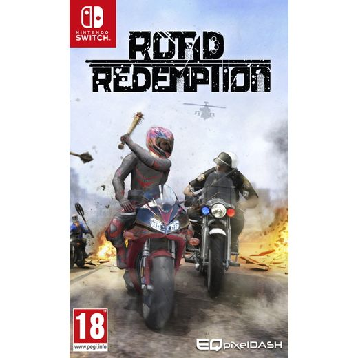 Road Redemption for Nintendo Switch