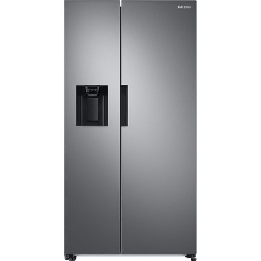 Samsung RS8000 RS67A8810S9 American Fridge Freezer - Brushed Steel - F Rated