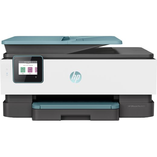 HP OfficeJet Pro 8025 Inkjet Printer - White