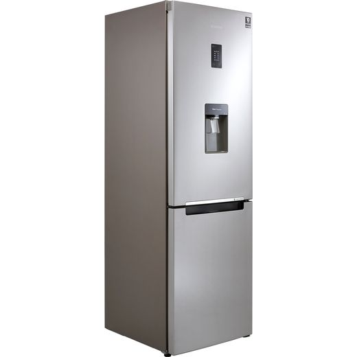 Samsung RB31FDRNDSA 70/30 Frost Free Fridge Freezer - Silver - F Rated