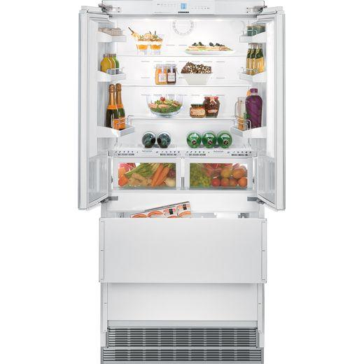 Liebherr ECBN6256 Integrated American Fridge Freezer - F Rated