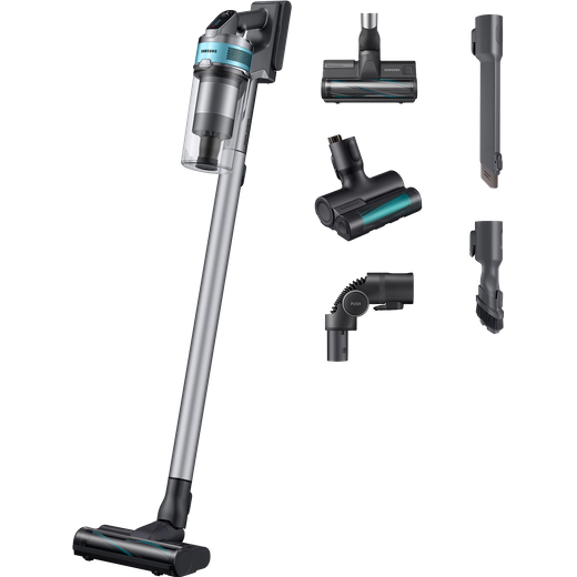 Samsung Jet™ 75 Pet VS20T7532T1 Cordless Vacuum Cleaner with up to 60 Minutes Run Time