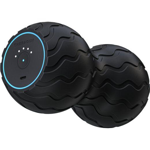 Therabody Wave Duo Handheld Massage Device - Black