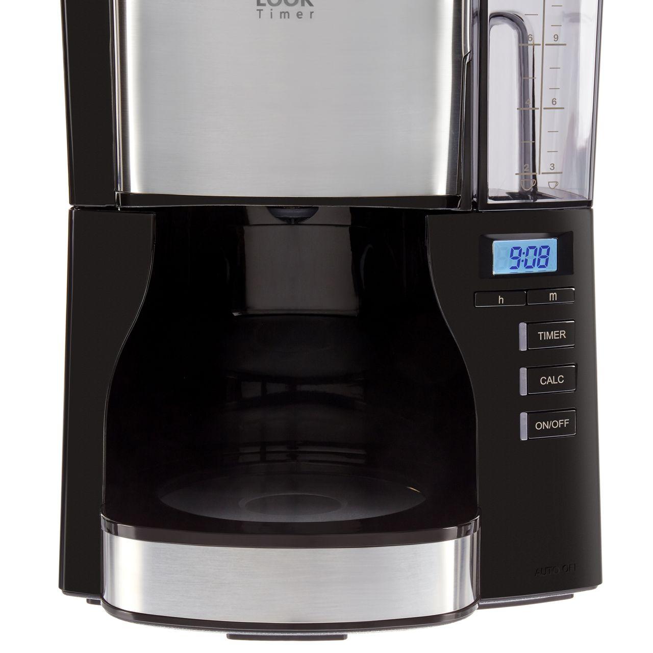 6766591 | Melitta Filter Coffee Machine | ao.com
