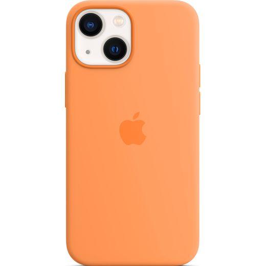 Apple Silicone Case for iPhone 13 Mini - Marigold