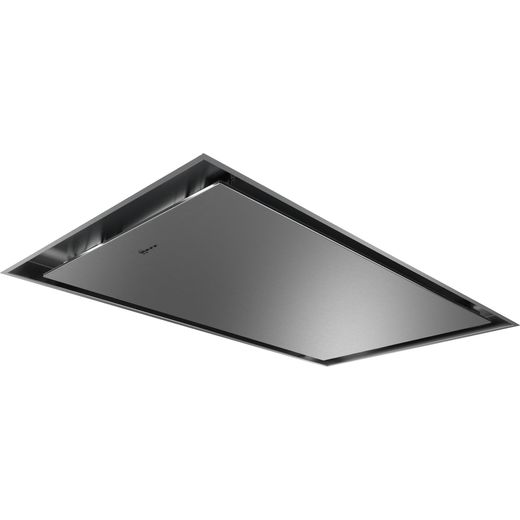 NEFF N50 I95CAQ6N0B 90 cm Ceiling Cooker Hood - Stainless Steel - A Rated