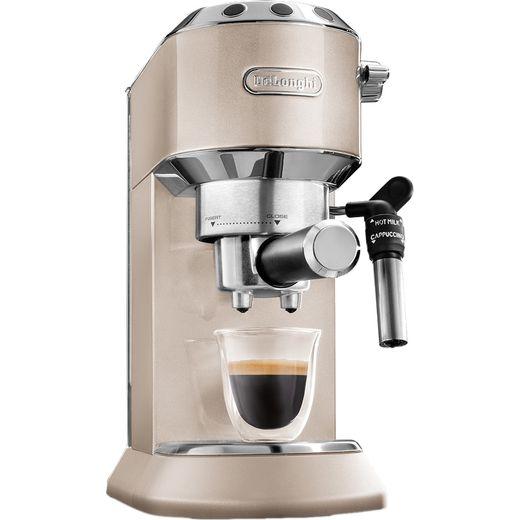 De'Longhi Dedica. EC785.BG Espresso Coffee Machine - Beige
