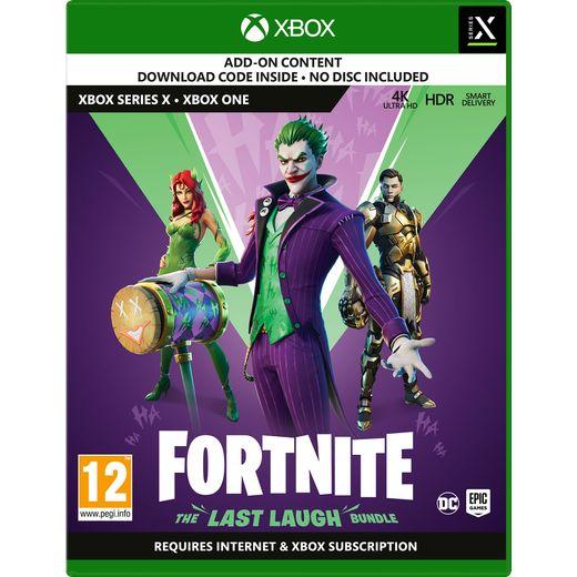 Fortnite The Last Laugh for Xbox Series X