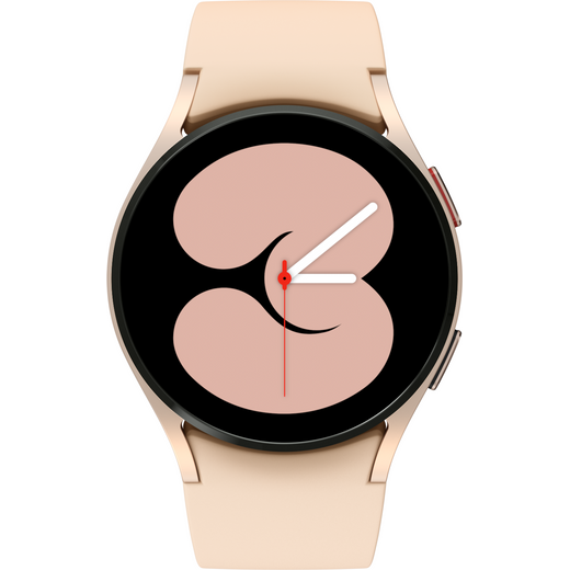 Samsung Galaxy Watch4, GPS + Cellular - 40mm - Pink Gold