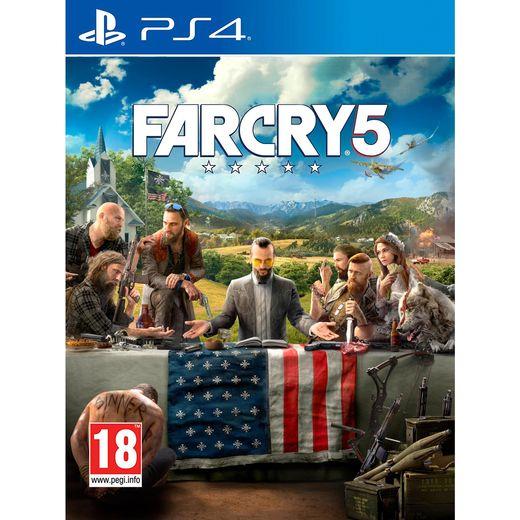 Far Cry 5 for PlayStation 4