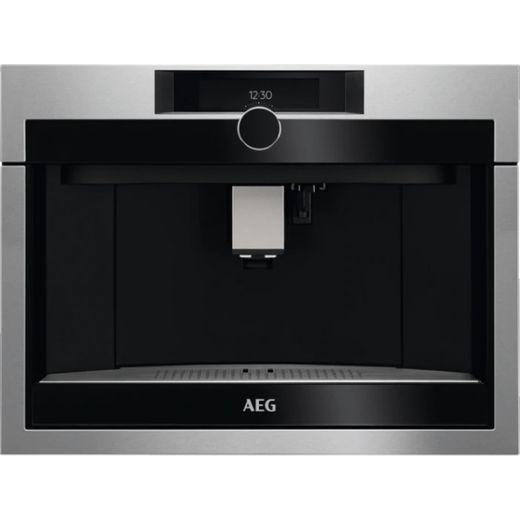 AEG KKE994500M Built In Bean to Cup Coffee Machine - Stainless Steel