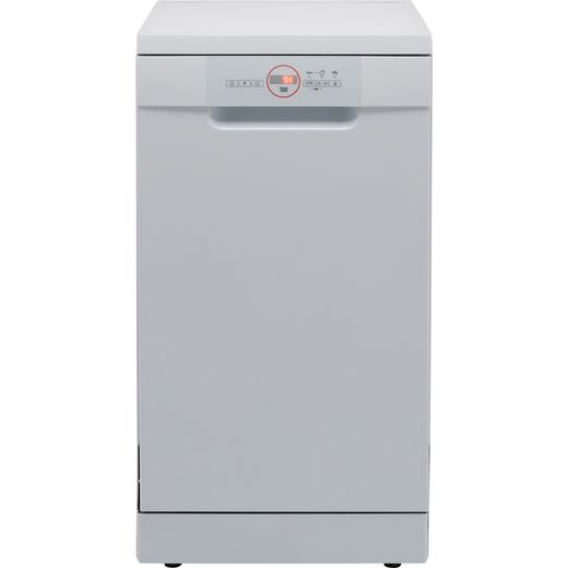 Hoover H-DISH 300 HDPH2D1049W Slimline Dishwasher - White