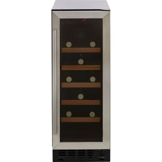 CDA FWC304SS Wine Cooler - Stainless Steel - G Rated