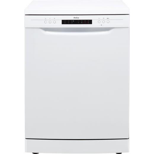 Amica ADF630WH Standard Dishwasher - White - E Rated