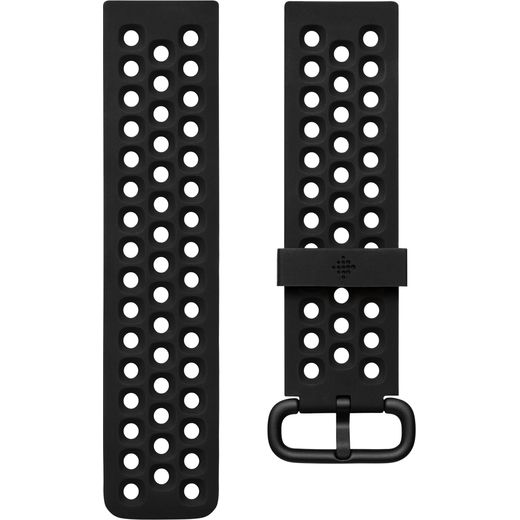 Fitbit Sport Band For Versa 2 for Versa 2, Large - Black