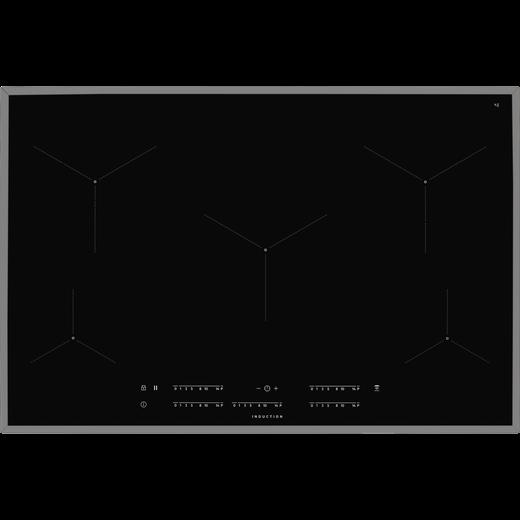 AEG IKE85431FB Built In Induction Hob - Black