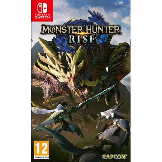Monster Hunter Rise for Nintendo Switch