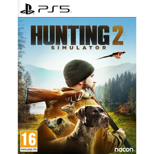 Hunting Simulator 2 for PlayStation 5 .