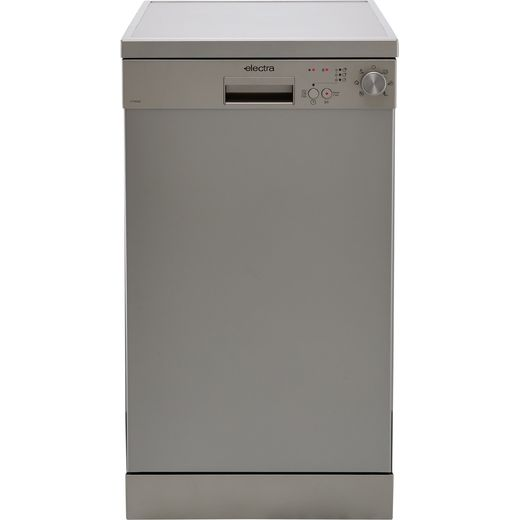 Electra C1745SE Slimline Dishwasher - Silver